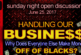 Handling Our Business: Why Does Everyone Else Make Money Off Of Blacks? - The LanceScurv Show