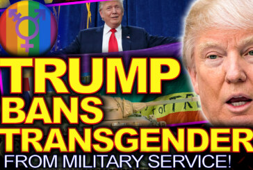 TRUMP BANS TRANSGENDERS From U.S. Military Service! – The LanceScurv Show