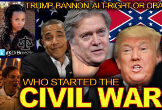 Trump, Bannon, Alt-Right Or Obama: Who Started The Civil War? - The Dr. Ramona Brockett Show
