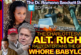 The Charlottesville ALT-RIGHT Rally Entertains THE GREAT WHORE OF BABYLON! – The LanceScurv Show