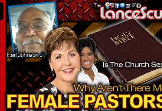 Why Aren't There More Female Pastors? - The LanceScurv Show