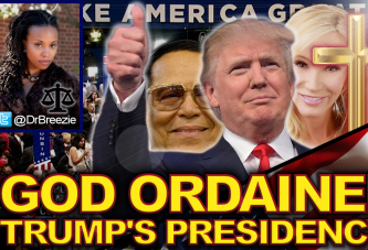 GOD ORDAINED TRUMP'S PRESIDENCY! - The Dr. Ramona Brockett Show