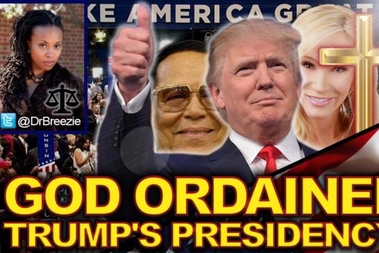 GOD ORDAINED TRUMP'S PRESIDENCY! – The Dr. Ramona Brockett Show