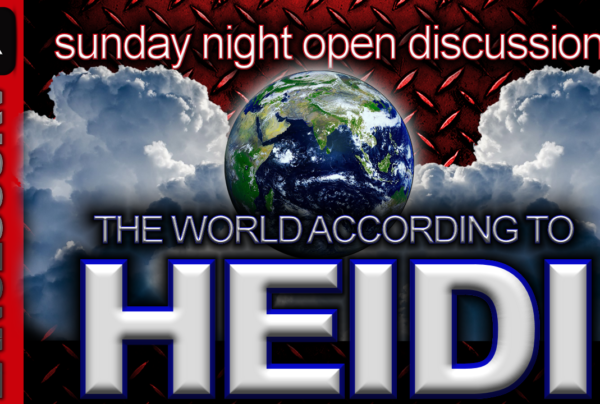 The World According To Heidi! – The LanceScurv Show