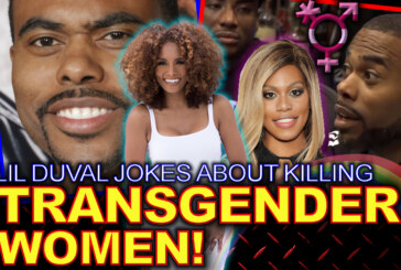 TRANSGENDER WOMEN: Lil Duval Jokes About Killing Them! - The LanceScurv Show