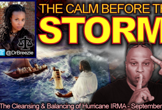 The Calm Before The Storm: The Cleansing & Balancing Of Hurricane Irma! - The LanceScurv Show