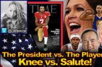 The President vs. The Players: Knee vs. Salute! - The Dr. Ramona Brockett Show