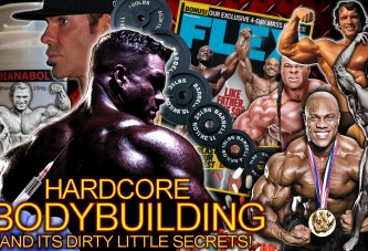 HARDCORE BODYBUILDING & Its Dirty Little Secrets! - The LanceScurv Show