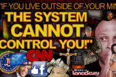 """KESTON: """"If You Live Outside Of Your Mind, THE SYSTEM CANNOT CONTROL YOU!"""" – The LanceScurv Show"""