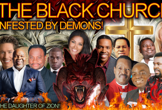 THE BLACK CHURCH: INFESTED BY DEMONS! - The LanceScurv Show