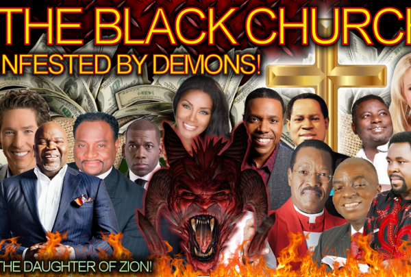THE BLACK CHURCH: INFESTED BY DEMONS! – The LanceScurv Show