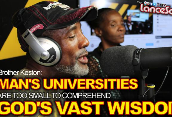 Man's Universities Are Too Small To Comprehend God's Vast Wisdom! – The LanceScurv Show