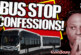 BUS STOP CONFESSIONS: Well Hidden Evil & Deceptive Spirits That Lurk Within! – The LanceScurv Show