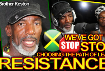 Brother Keston: We've Got Stop Choosing The Path Of Least Resistance! -The LanceScurv Show