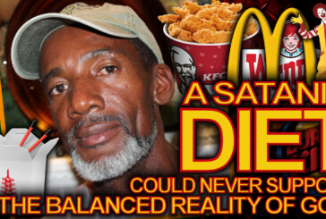 A SATANIC DIET Could Never Support The Balanced Reality Of God! (Audio Only) – The LanceScurv Show