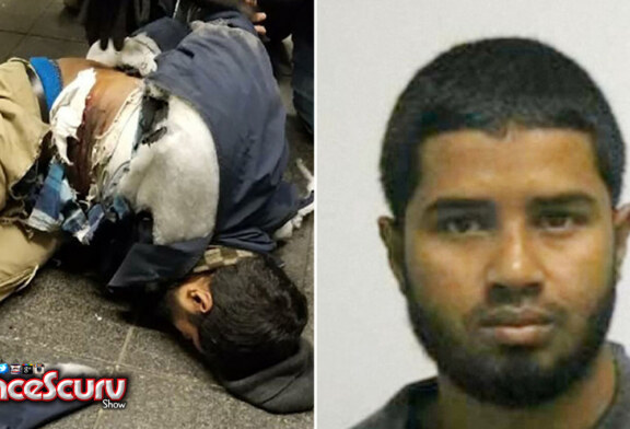 NEW YORK CITY TERROR ATTACK AT PORT AUTHORITY: Is This Simply The Beginning? - The LanceScurv Show
