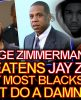 George Zimmerman Threatens Jay-Z & Why Most Blacks Won't Do A Damn Thing! - The LanceScurv Show