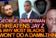 George Zimmerman Threatens Jay-Z & Why Most Blacks Won't Do A Damn Thing! – The LanceScurv Show