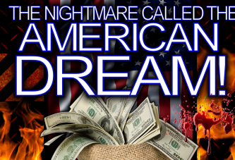 The Nightmare Called THE AMERICAN DREAM! - The LanceScurv Show