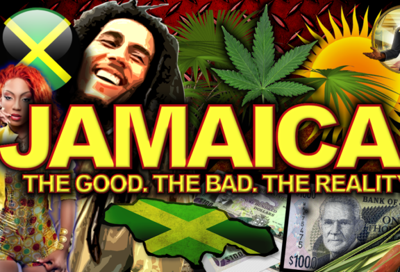 JAMAICA: The Good. The Bad. The Reality! - The LanceScurv Show