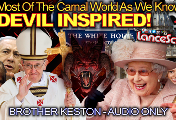 Most Of The Carnal World As We Know It Is Devil Inspired! - The Brother Keston Show