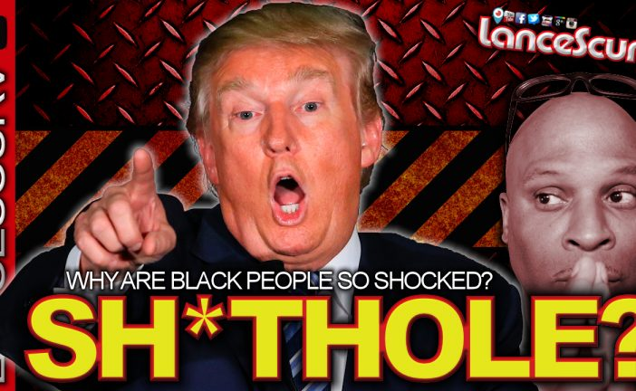 Why Are Black People So Shocked At Donald Trump's Haitian