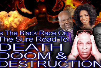 Is The Black Race On The Sure Road To Death, Doom & Destruction? - The Brother Keston Show