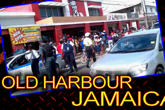 Old Harbour Jamaica: A Short Walk! – The LanceScurv Show