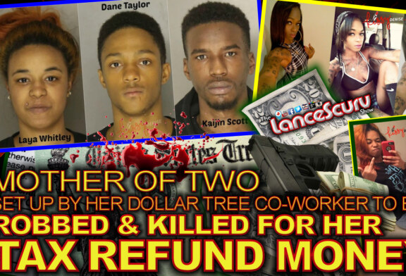 Mother Of Two Set Up By Her Dollar Tree Co-Worker To Robbed & Killed For Her Tax Refund Money!