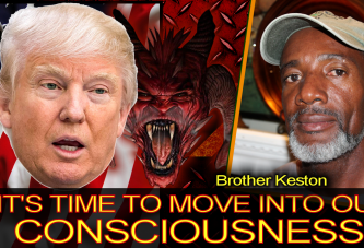 Brother Keston: It's Time To Move Into Our Consciousness! - The LanceScurv Show