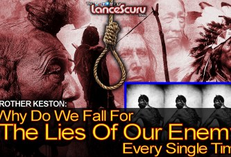 Why Do Fall For The Lies Of Our Enemy Every Single Time? - Brother Keston