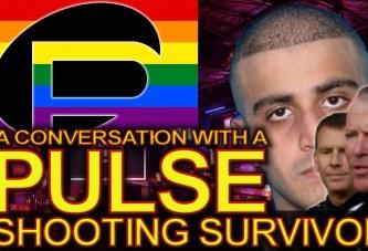 A Raw Conversation With A Pulse Nightclub Shooting Survivor! - The LanceScurv Show