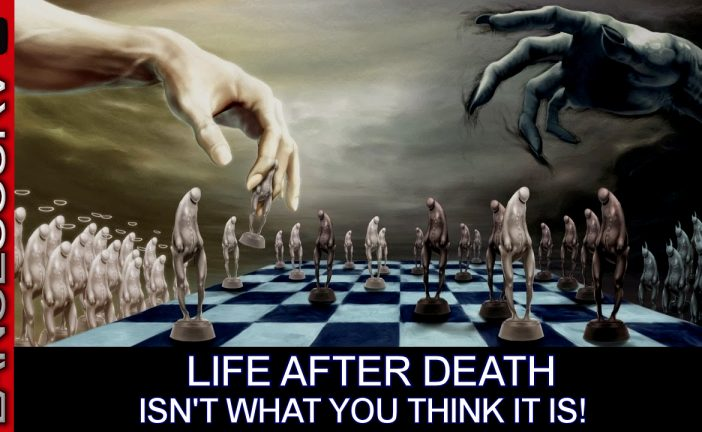 Life After Death Isn't What You Think It Is! - The LanceScurv Show