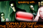 SOPHIA STEWART: THE CREATOR OF THE MATRIX! – The LanceScurv Show