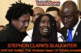 Stephon Clark's Slaughter Will Not Soften The Wicked Heart Of White Amerikkka! – Brother Keston