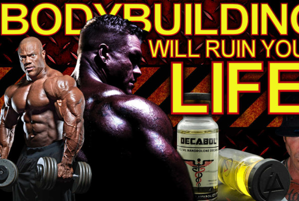 Bodybuilding Will Ruin Your Life! - The LanceScurv Show