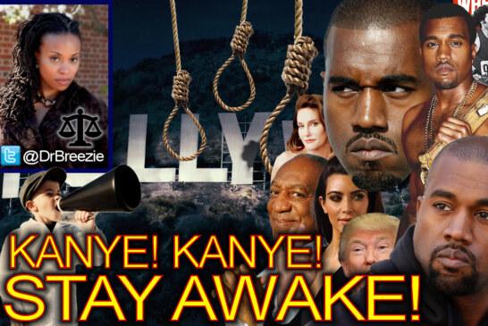 Kanye! Kanye! Stay Awake! - The Dr. Ramona Brockett Show