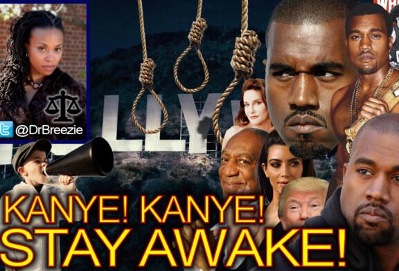 Kanye! Kanye! Stay Awake! – The Dr. Ramona Brockett Show