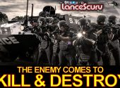 The Enemy Comes To Kill & Destroy! - The LanceScurv Show