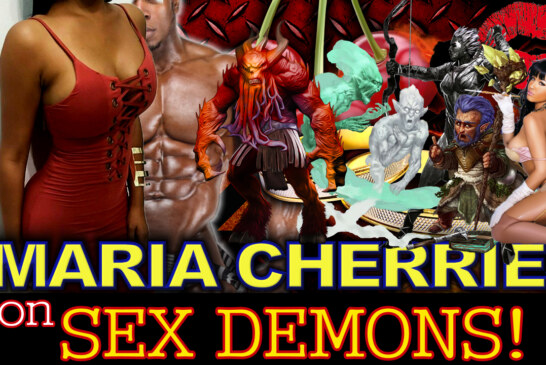 Maria Cherries On Toxic Relationships & Sex Demons! - The LanceScurv Show
