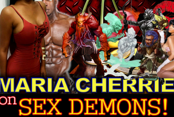 Maria Cherries On Toxic Relationships & Sex Demons! – The LanceScurv Show