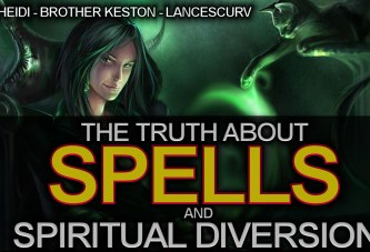 The Truth About Spells & Spiritual Diversion! - The LanceScurv Show