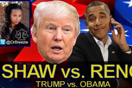 SHAW vs. RENO: Whose Fault Is It? - The Dr. Ramona Brockett Show