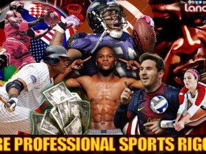 Are Professional Sports Rigged? – The LanceScurv Show