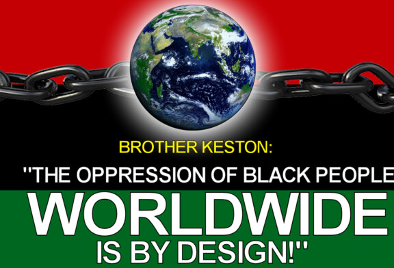 The Oppression Of Black People Worldwide Is By Design! – The LanceScurv Show