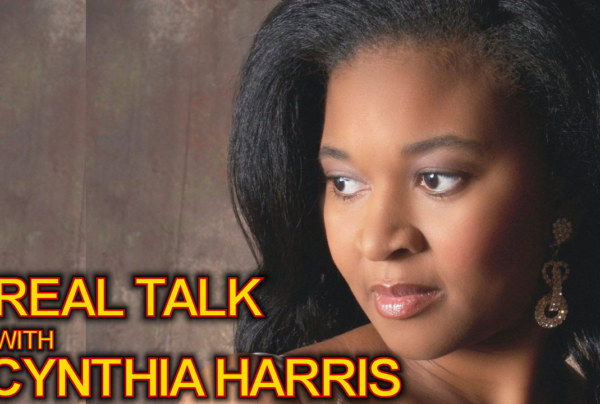 Real Talk With Cynthia Harris! - The LanceScurv Show