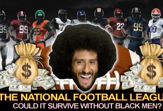 THE NATIONAL FOOTBALL LEAGUE: Could It Survive Without Black Men? - The LanceScurv Show