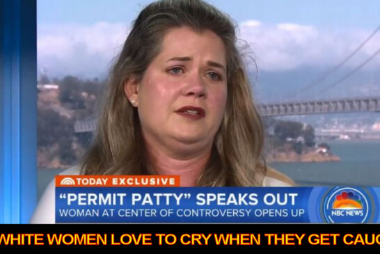 PERMIT PATTY: White Women Always Cry When They Get Caught! - The LanceScurv Show