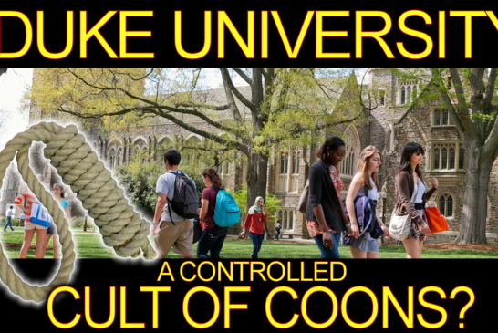 DUKE UNIVERSITY: A Controlled Cult Of 'Coons? – The LanceScurv Show