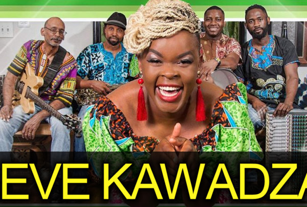 EVE KAWADZA Performs At The Three Masks Inc. Cultural Center In Orlando Florida! – The LanceScurv Show